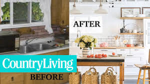 7 wow worthy before and after home makeovers country living
