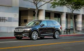 v olvo 2017 volvo xc90 in depth model review car and driver