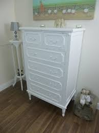 shabby chic lingerie chest shabby chic chest of drawers handmade french drawers in white