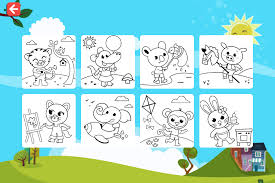 finger paint coloring book android apps on google play
