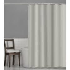 bathroom fixtures geometric character black white striped shower