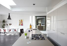 Designer White Kitchens Marvellous The Fantastic Thing About A Kitchen Design With White