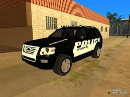 jeep police package police ranger for gta san andreas page 10