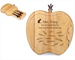 engraved wooden gifts gift ideas for teachers appreciation week personalized engraved