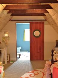 Roll Up Doors Interior Interior Wood Roll Up Door Are Chosen For Additional Home Decor