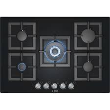 piano cottura bosh bosch piano cottura cristallo nero 75 cm ppq816b21e fidea lecce