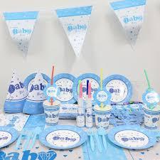 lil baby shower decorations 2015 new kids party decoration set 20 kids a baby boy theme