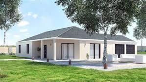 plan de maison en v plain pied 4 chambres plan de maison plain pied en v 4 maison traditionnelle plans et