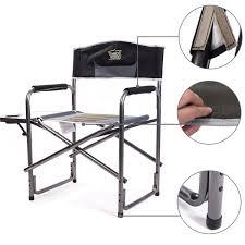 Tofasco Folding Chair amazon com timber ridge aluminum portable director u0027s folding