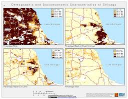 Map Of Chicago Illinois by Maps U S Census Grids Sedac