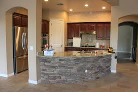 like the small kitchen concept and can have island with load