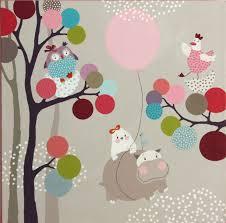 tableau pour chambre d enfant camille chincholle illustratrice bricolage enfant