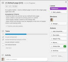 home design story users how to set up trello board for scrum agile and alm