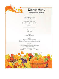 30 restaurant menu templates designs template lab