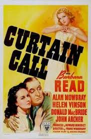 Curtain Call Album Curtain Call 1940 Film Wikipedia