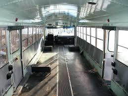 school bus rv conversion floor plans school bus conversion ideas school bus conversion gutted int