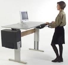 height adjustable desk stand up desk ergonomic desk