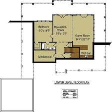 walk out basement floor plans open floor plan with wrap around porch elk ii