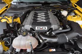 2015 ford mustang 5 0 photo gallery the 2015 ford mustang gt engine bay in detail
