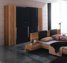 Wardrobe Cabinets 20 Bedroom Wardrobe Cabinets With Wooden Finishes With Pictures