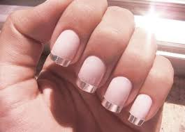 107 best metallic nails images on pinterest metallic nails
