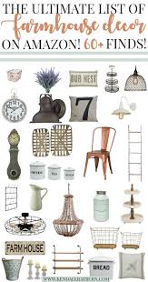 European Home Decor Stores The Ultimate List Of Farmhouse Decor On Amazon On Home And The