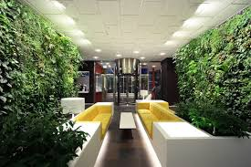 home interior garden amazing living room modern decorating themes with cool light