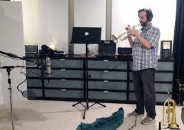 recording trumpet what mic to use beach house studios