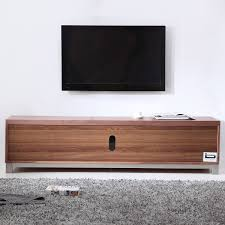light wood tv stand b modern bm 120 brn promoter 79 contemporary tv stand in light walnut