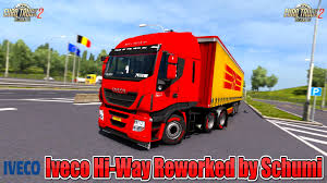 skin pack new year 2017 for iveco hiway and volvo 2012 2013 schumi download ets 2 mods truck mods euro truck simulator 2