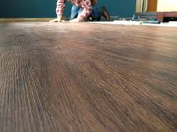 laying vinyl plank flooring laminate home and space decor
