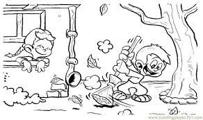 autumn coloring page free autumn coloring pages
