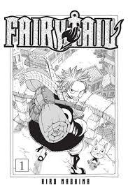 fairy tail kodansha comics