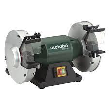 shop metabo 10 in bench grinder at lowes com