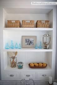 master bathroom shelves tub the sunny side up blog