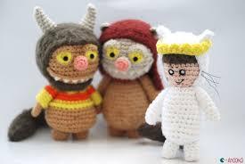 wild amigurumi max free crochet pattern