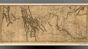 Lewis And Clark Map Nebraskastudies Org