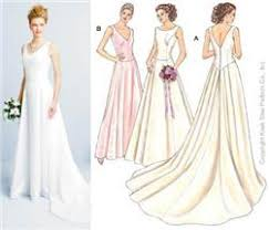 wedding dress sewing patterns sewing patterns for wedding dresses patterns
