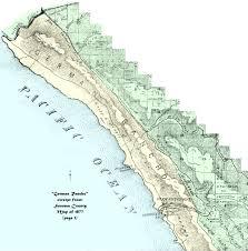 Sonoma California Map William Benitz California Rancher Maps