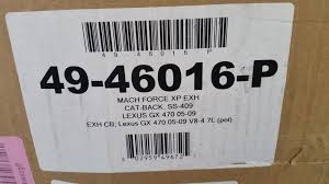 lexus gx exhaust afe mach force xp cat back exhaust clublexus lexus forum