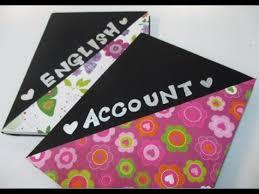 DIY 74 Simple Notebook Decoration ♥