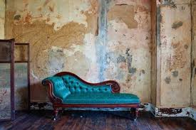 Vintage Chaise Lounge Need To Have A Chaise Like This In My Apartment Preferably In