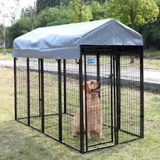 wire cage l shade dog kennel outdoor steel wire cage pet pen cover shade run house
