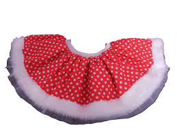 christmas minnie mouse tutu skirt 80s fancy dress hen party red