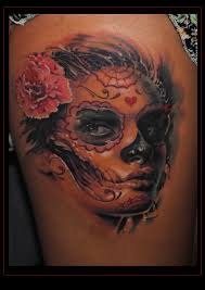 85 best sugar skull tattoos images on pinterest cartoon