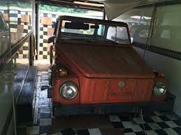 Vw Thing Side Curtains Volkswagen Thing Classics For Sale Classics On Autotrader