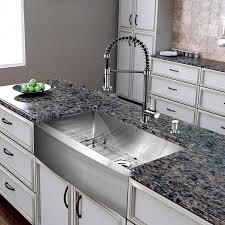 kitchen sink and faucet ideas marvelous farmhouse stainless steel kitchen sink faucet ideas sink