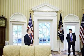 Inside The Oval Office War Inside The White House Scaramucci Takes On Priebus Over