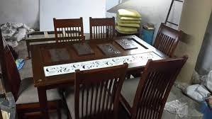 Dining Table Wooden Dining Table Manufacturer From Ahmedabad - Modular dining room