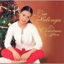 christmas photo album lea salonga christmas album